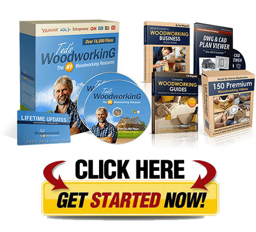 Download Ted's Woodworking Plans PDF