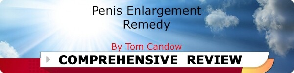 Penis Enlargement Remedy Review