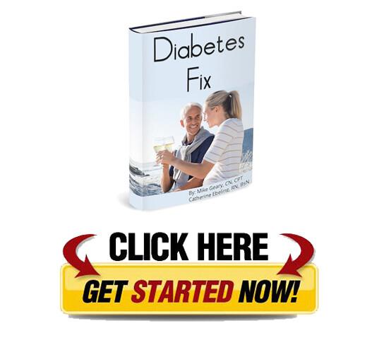 Download The Diabetes Fix PDF