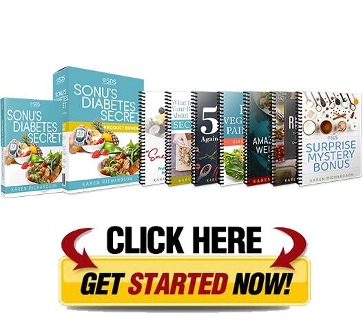 Download Sonu's Diabetes Secret PDF