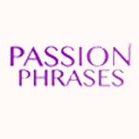 Passion Phrases PDF